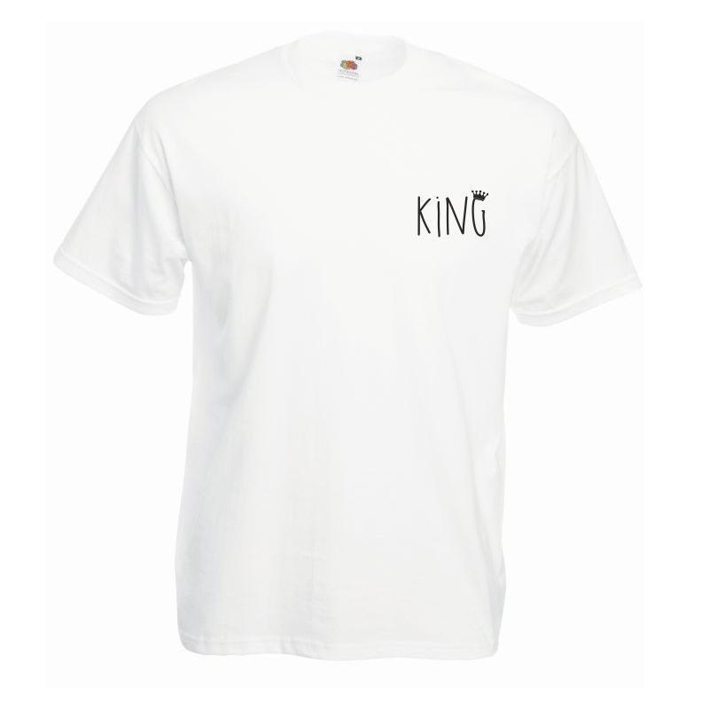 T-shirt oversize KING 2 MINI