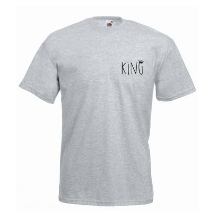 T-shirt oversize KING 2 MINI