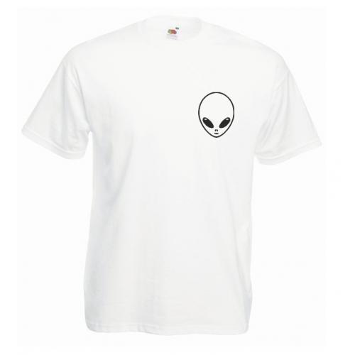 T-shirt oversize ALIEN