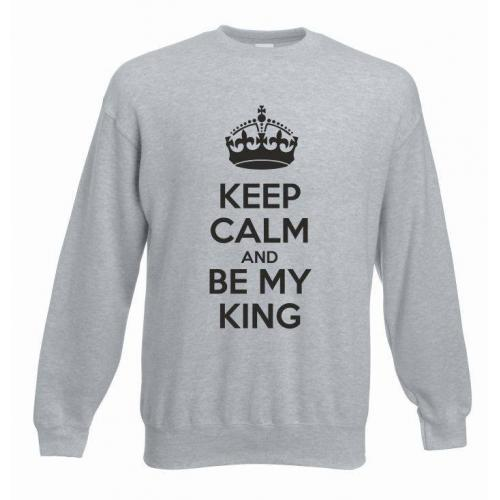 bluza oversize KEEP CALM