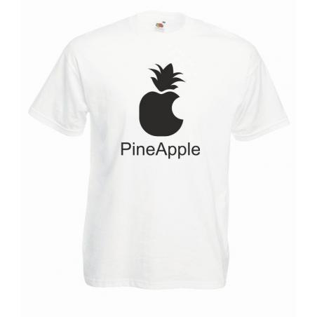 T-shirt oversize PINEAPPLE