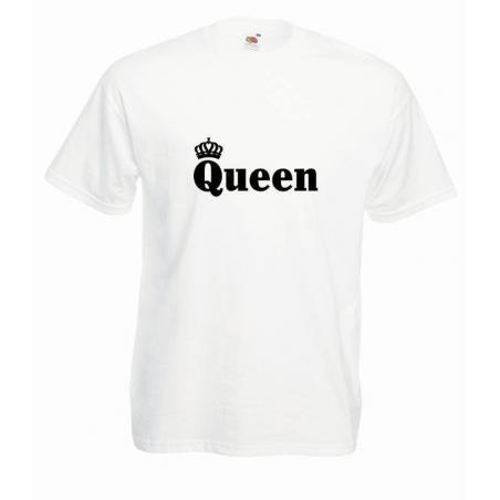 T-shirt oversize QUEEN