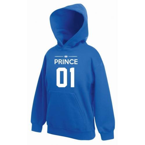 Bluza kids z kapturem PRINCE 01