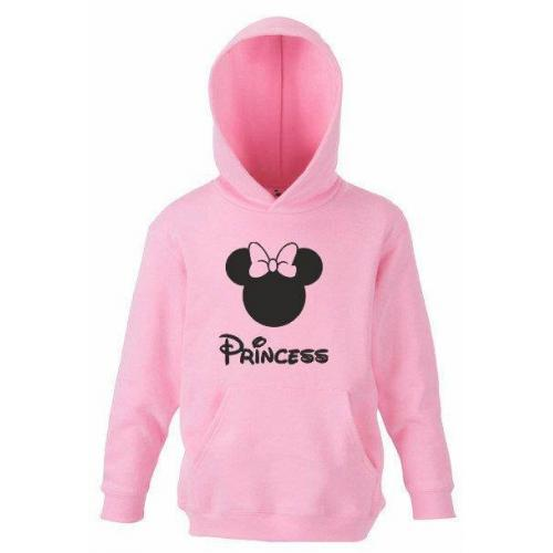 Bluza kids z kapturem PRINCESS