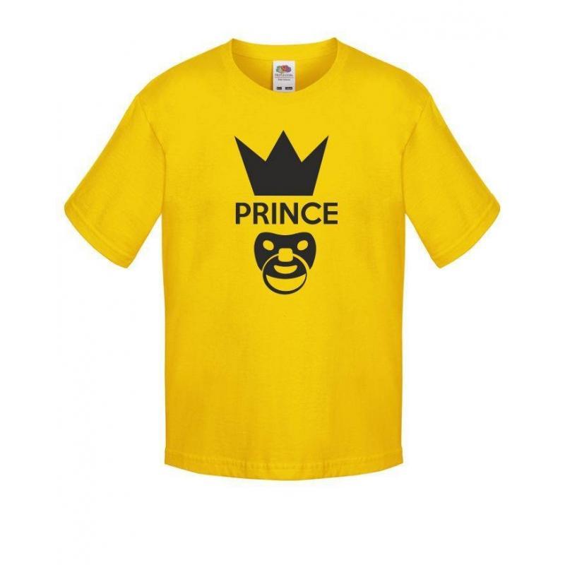 T-shirt kids PRINCE