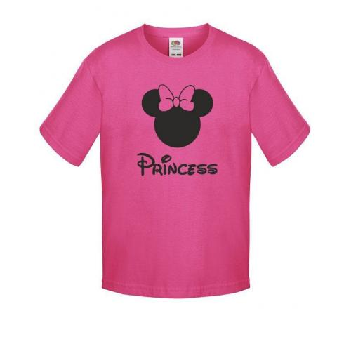 T-shirt kids PRINCESS