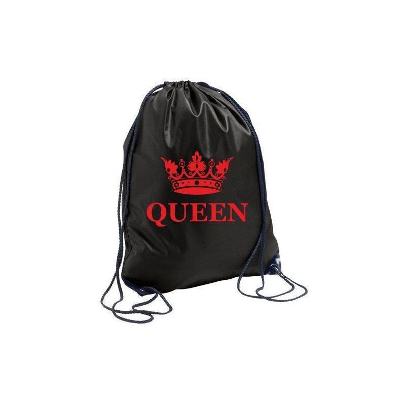 plecak black QUEEN