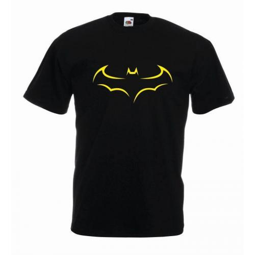 T-shirt oversize BATMAN COLOR