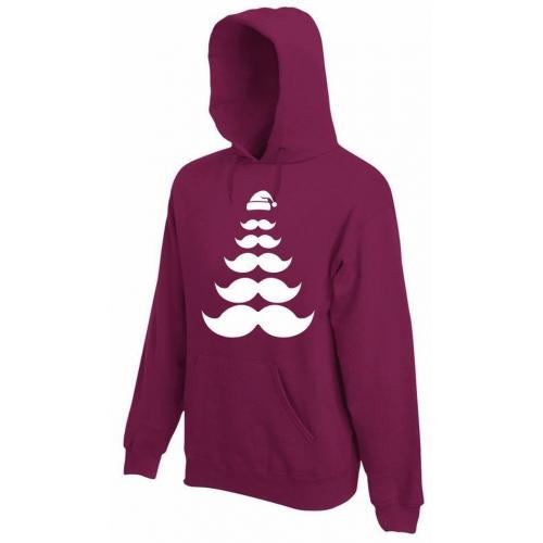 bluza z kapturem MUSTACHE TREES