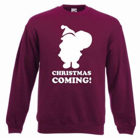 bluza oversize CHRISTMAS COMING!