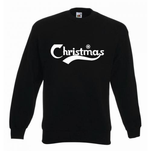 bluza oversize CHRISTMAS COLOR