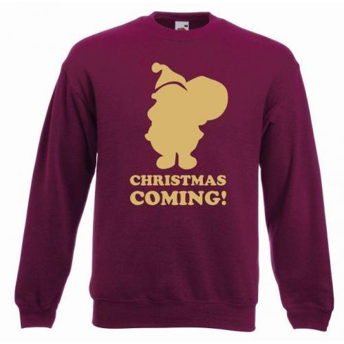 bluza oversize CHRISTMAS COMING! COLOR