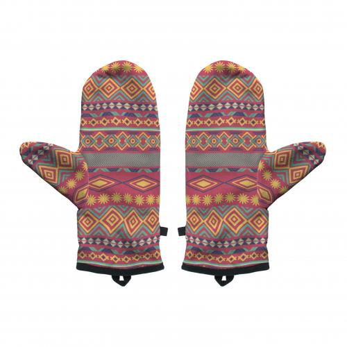 rękawiczki duże WINTER TREES