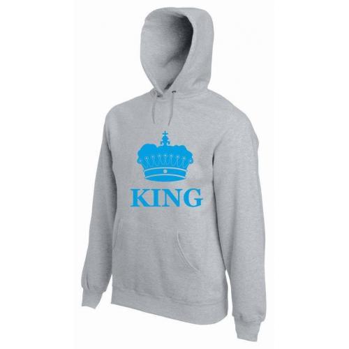 bluza z kapturem KING COLOR