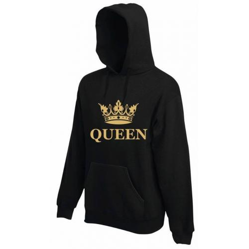 bluza z kapturem QUEEN COLOR