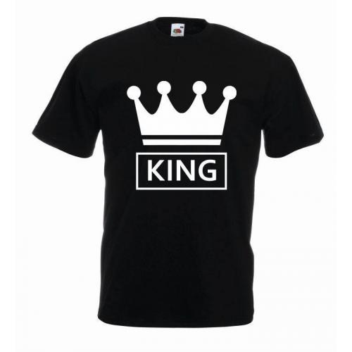 T-shirt oversize KING CC COLOR