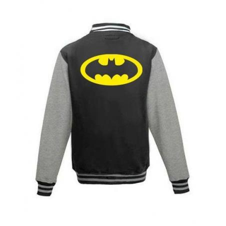 Bluza baseball BATMAN 2