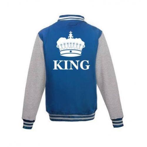 Bluza baseball KING KORONA 2