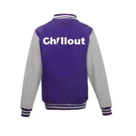 Bluza baseball CHILLOUT
