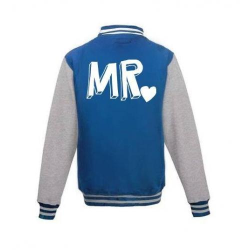 Bluza baseball MR