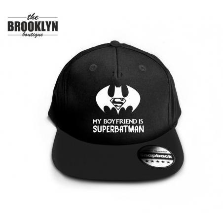 Czapka snapback cap / SUPERBATMAN /