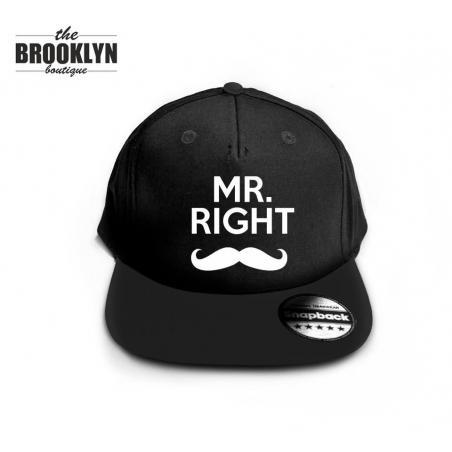 Czapka snapback cap / MR RIGHT /