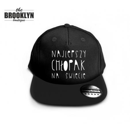 Czapka snapback cap / CHŁOPAK /