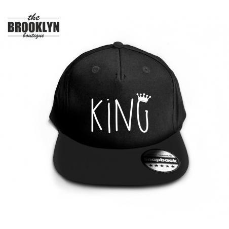 Czapka snapback cap / KING 3 /