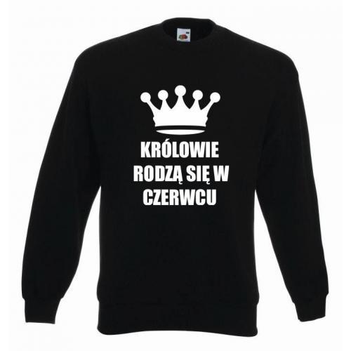 bluza oversize KRÓLOWIE CZERWIEC
