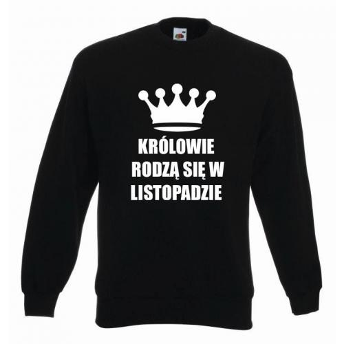 bluza oversize KRÓLOWIE LISTOPAD