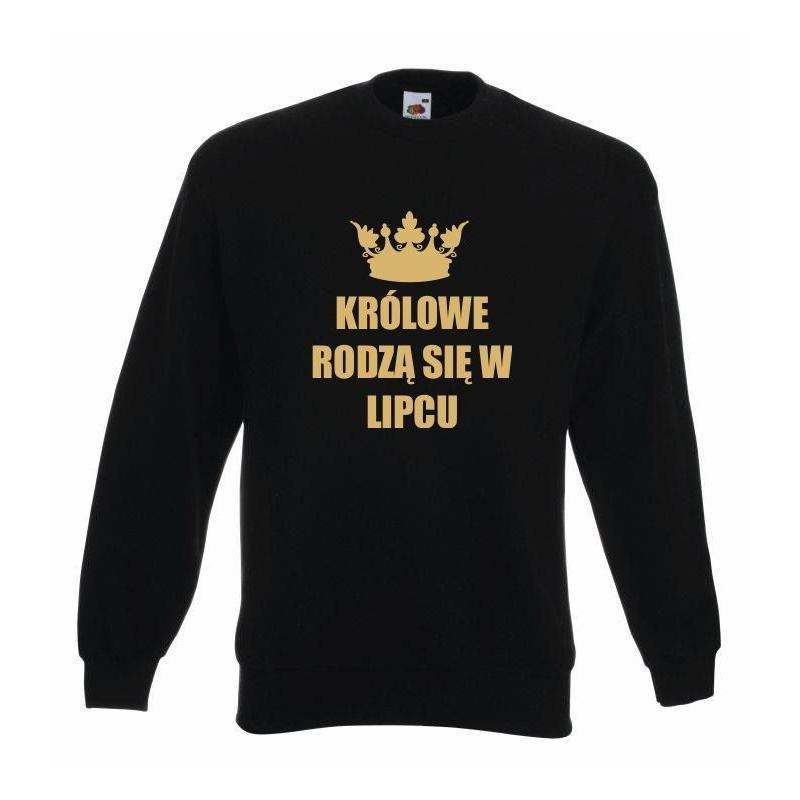 bluza oversize KRÓLOWE LIPIEC