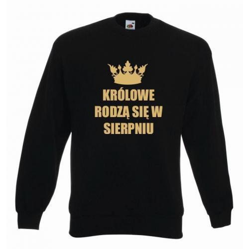 bluza oversize KRÓLOWE SIERPIEŃ