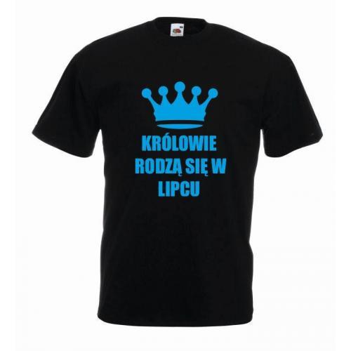 T-shirt oversize KRÓLOWIE LIPIEC