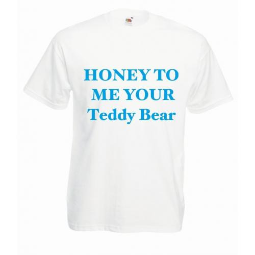 T-shirt oversize HONEY