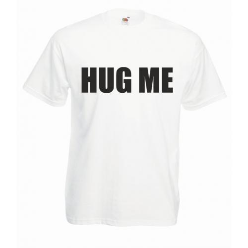 T-shirt oversize HUG ME