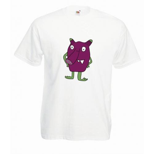 T-shirt oversize DTG MONSTER 3