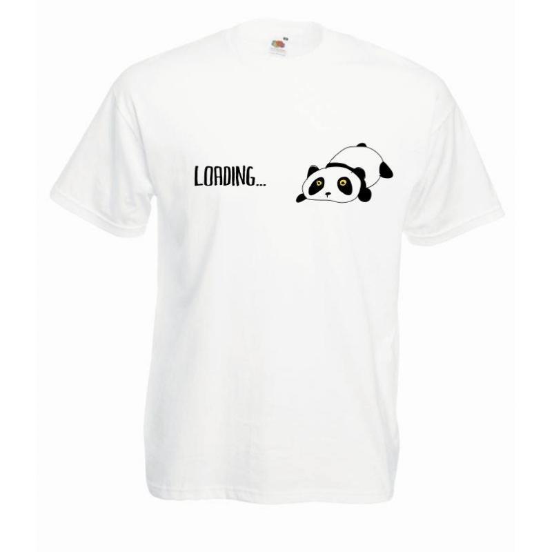 T-shirt oversize DTG LOADING