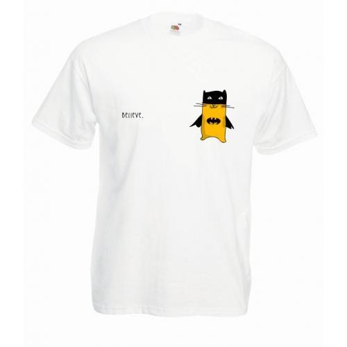 T-shirt oversize DTG BELIEVE