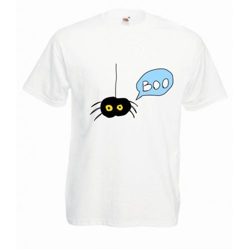 T-shirt oversize DTG BOO