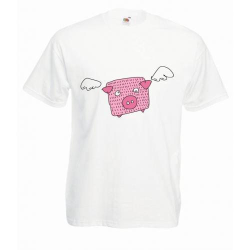 T-shirt oversize DTG PIG 2
