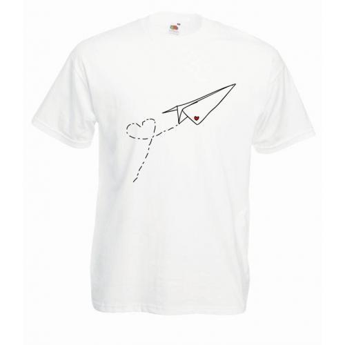T-shirt oversize DTG PLANE