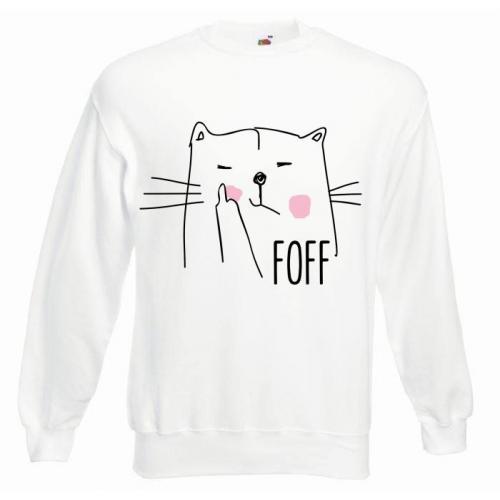 Bluza oversize DTG FOFF