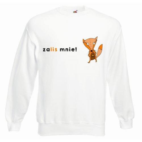 Bluza oversize DTG ZALIS