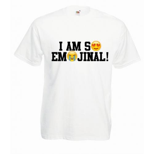 T-shirt oversize DTG POZORY