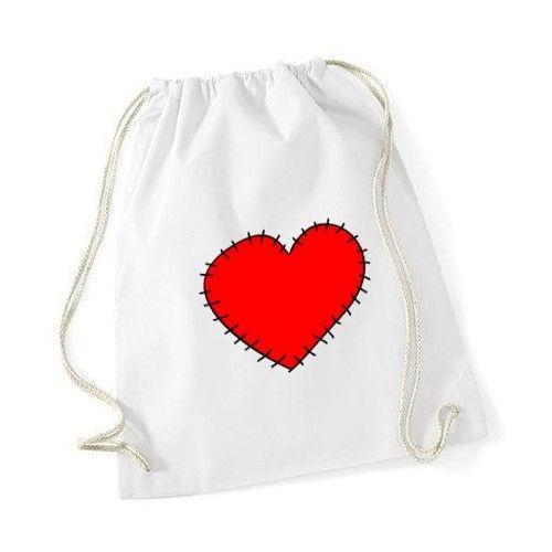 plecak worek DTG HEART