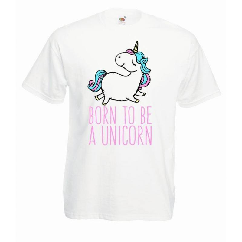 T-shirt oversize DTG BORN TO BE