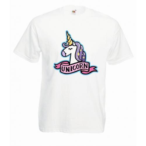 T-shirt oversize DTG UNICORN 2