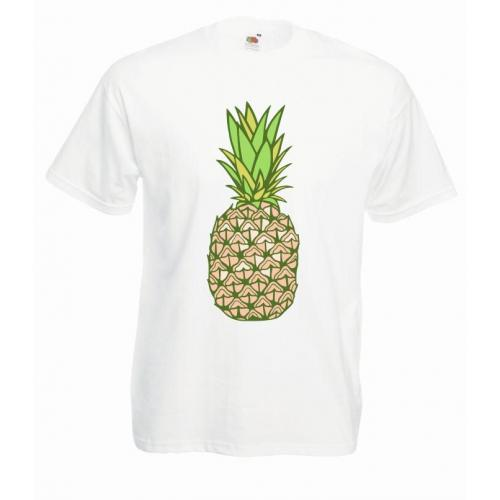 T-shirt oversize DTG PINEAPPLE