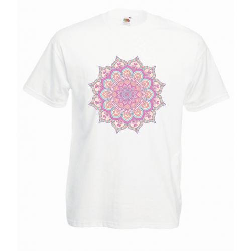 T-shirt oversize DTG MANDALA