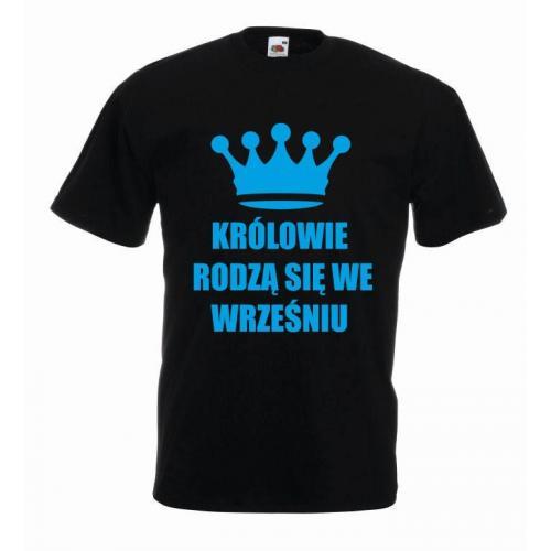 T-shirt oversize KRÓLOWIE WRZESIEŃ